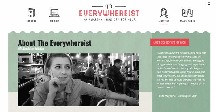 веб-сайт: http://www.everywhereist.com/