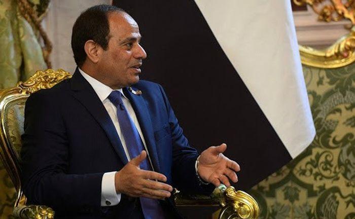 Президент Єгипту Абдель Фаттах Ас-Сісі