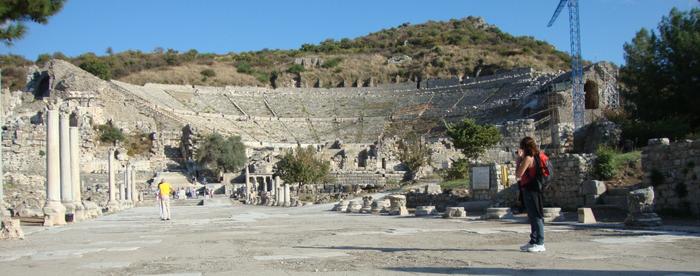 Éfeso - Teatro Romano