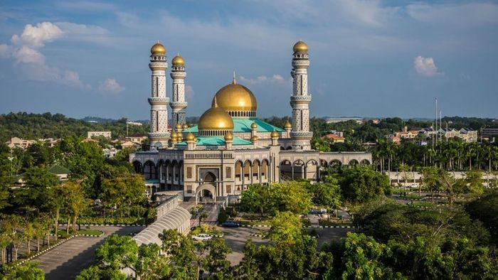 Мечеть у місті Бандар-Сері-Беґаван