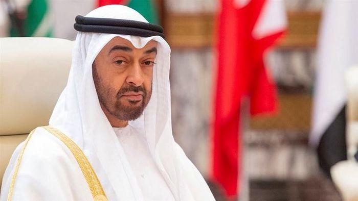 Де-факто правитель ОАЕ Мухаммад бен Заїд