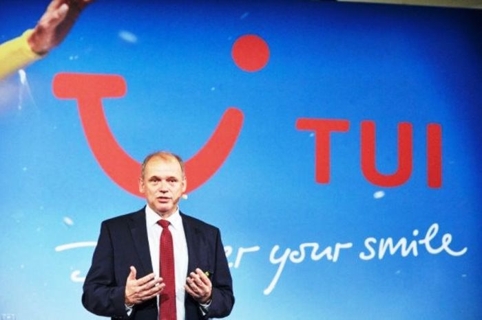 Генеральный директор гостиничного, круизного и туристического направления TUI Себастьян Эбель Фото из пресс кит TUI