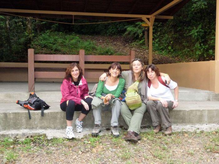 Lo mejor del viaje - La amistad es para siempre - Gracias Carmen, Antonia, Elisa... sois una parte importante de mi vida