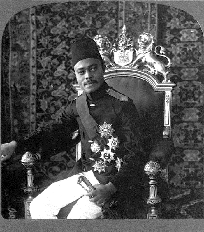Султан Джамшид ібн Абдулла – останній султан Занзібару