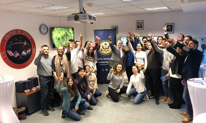 Люксембург робить акцент на вихованні нового покоління космічних стартаперів та інженерів