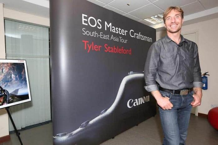 Tyler Stableford EOS Master Craftsmen South East Asia Tour | Emcees in Singapore | Melvin Ho