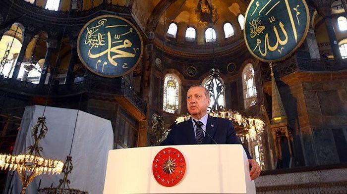 Повернення Ая-Софії статусу мечеті може позитивно позначитися на рейтингуЕрдогана перед виборами 2023 року