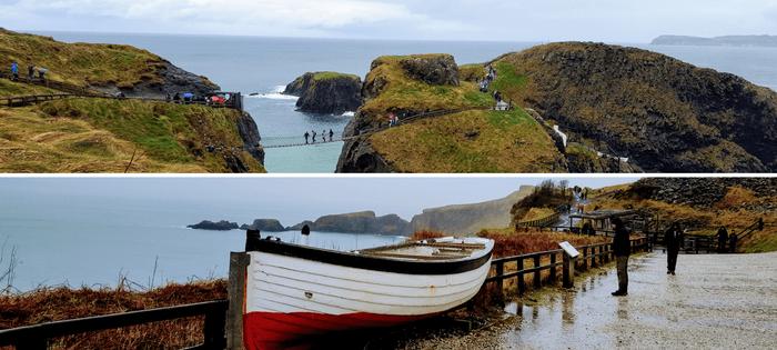 Irlanda del Norte - Carrick a Rede &nbsp