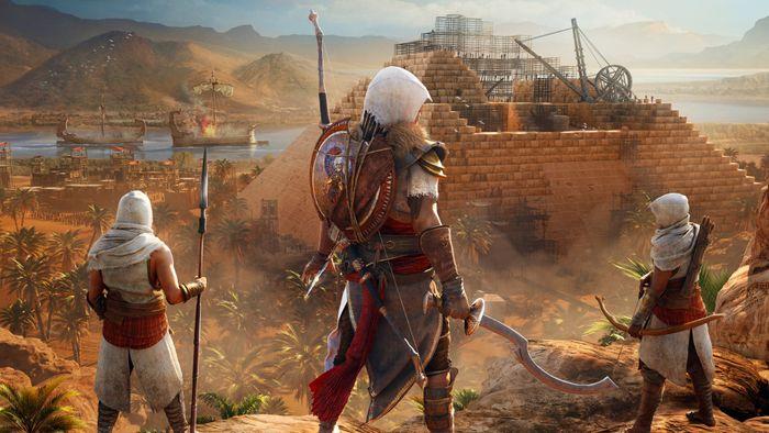 Assassins Creed Origins- Explorador