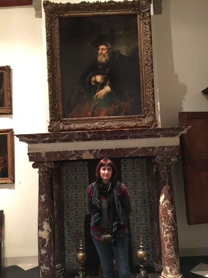 Casa museo de Rembrandt.