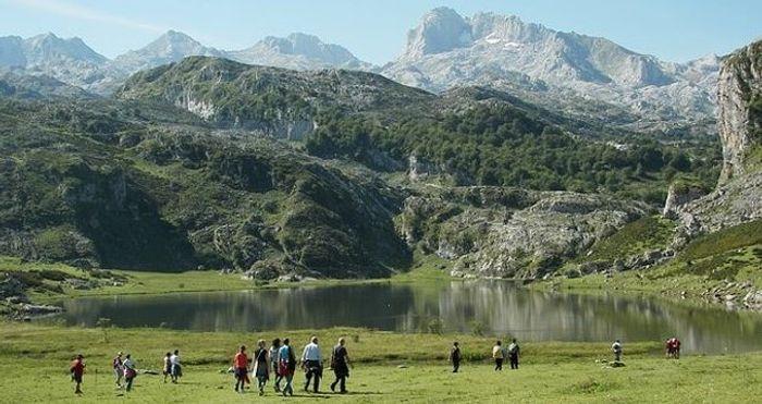 LAGOS DE COVADONGA. Maravilla para visitar en Asturias.