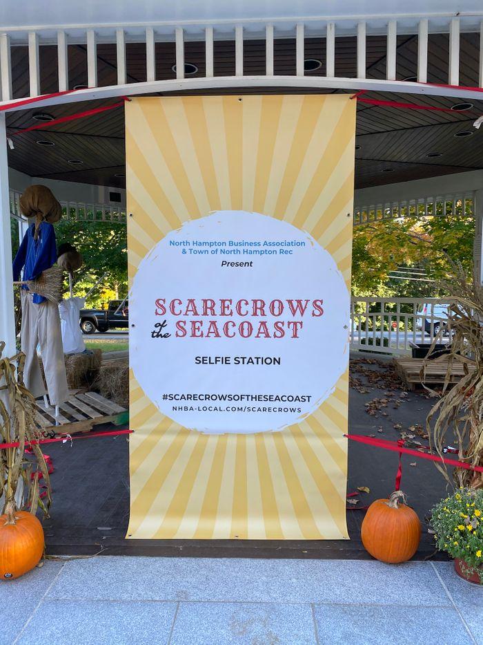 <i>Visit the Scarecrow Selfie Station at the Bandstand!</i>