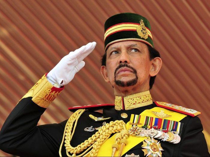 Султан Брунею Хассанал Болкіах