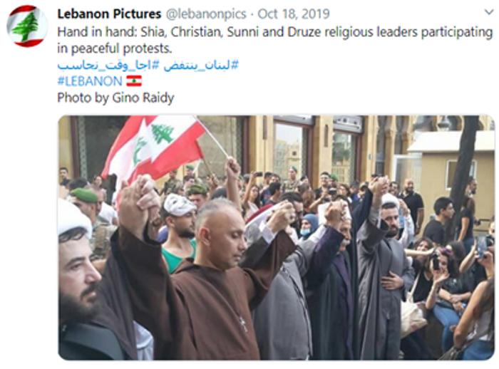 Священнослужителі різних конфесій разом беруть участь у протестах
