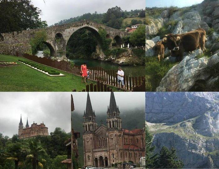 LOS PICOS DE EUROPA: Cantabria, Asturias y León a vista de pájaro.