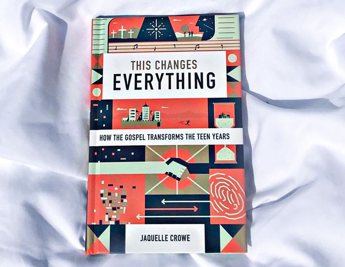 This Changes Everything by Jaquelle Crowe