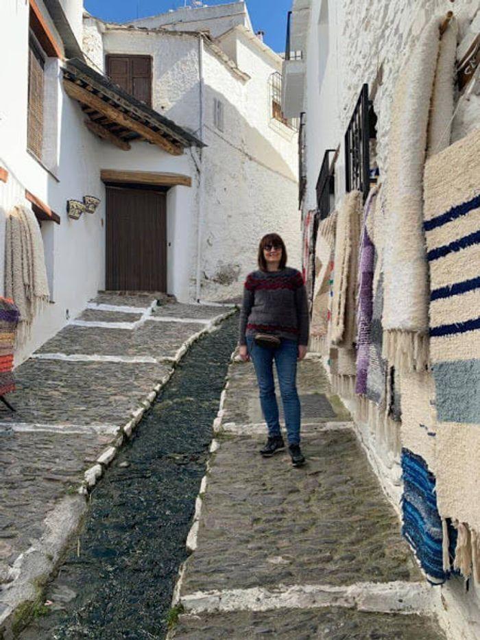 Calles de Capileira